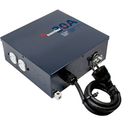 Samlex 30A Transfer Switch - STS-30