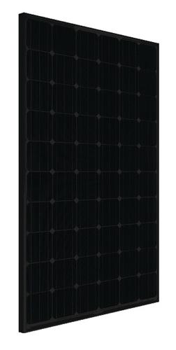 Silfab Solar SLA-300M > 300 Watt Mono Solar Panel - Black Frame