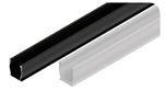 SnapNrack UR-40 Rail 015-10199 > 168 Inch Ultra Rail / 4 Rails / Black Finish