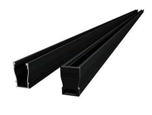 SnapNrack UR-60 Rail 015-10206 > 168 Inch Ultra Rail / 8 Rails / Black Finish