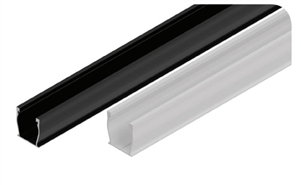 SnapNrack UR-40 Rail 232-02450 > 168 Inch Ultra Rail / 144 Rails / Clear Finish
