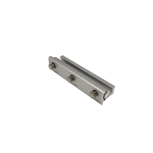 SnapNrack 242-04014 > Bonding Standard Rail Splice, Clear Finish