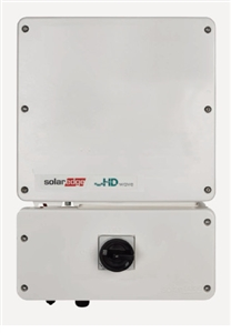SolarEdge HD-Wave SE11400H-US000BNC4 > 11.4kW 240 Volt AC Single Phase Grid-Tie Non-Isolated String Inverter with Revenue Grade Meter