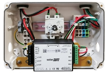 SolarEdge 3800 Watt 240 Volt AC Single Phase Grid-Tie