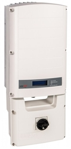SolarEdge SE6000A-US000NNR2 > 6 kW 240 Volt AC Single Phase Grid-Tie Inverter with Revenue Grade Meter