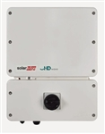 SolarEdge HD-Wave SE6000H-US000BNC4 > 6.0kW 240 Volt AC Single Phase Grid-Tie Inverter with Revenue Grade Meter