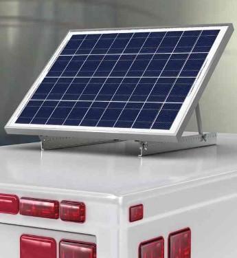 SolarLand USA Single Solar Panel Tilt Frame Kit - SLB-0103