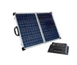 Solarland USA Solar Trickle Charger Kit SLP-080F-12SUSB > 80W 12 Volt DC
