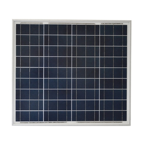Solartech SPC045P > 45 Watt Eco-Line Off-Grid Solar Panel with 3 ft MC4 Cables - non UL