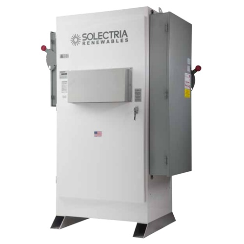 Solectria Pvi 100 240 100 000 Watt 240 Volt Inverter