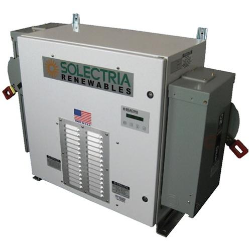 Solectria PVI 10kW 240V - 10,000 Watt 240 Volt Inverter