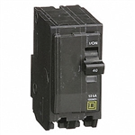 Schneider Electric / SquareD QO240 > QO Plug-On Circuit Breaker - 40A 120/240 V - 10kA - Plug-In Breaker