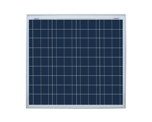 Synthesis Power 50 Watt 12v Off Grid Solar Panel Sp50p