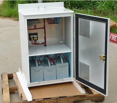 Tgpl 3 Solar Battery Box Accommodates 3 Batteries