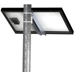 "Tamarack Solar 15.6"" - 26.0"" Single Arm Side of Pole Mount - UNI-SA/26.0"