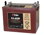 Trojan Battery 24-AGM - 12 Volt 76 Amp Hour AGM Deep Cycle Battery