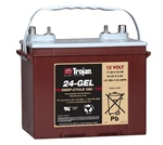 Trojan Battery 24-Gel - 12 Volt 77 Amp Hour Gel Battery