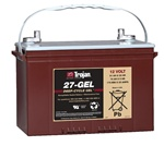 Trojan Battery 27-Gel - 12 Volt 91 Amp Hour Gel Battery