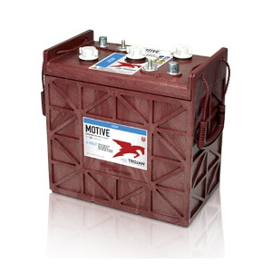 Trojan Battery J250P > 6 volt 250 Amp Hour Deep-Cycle Flooded Battery
