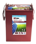 Trojan Battery SAGM 06 375 > 6 Volt 375 Amp Hour Solar AGM Battery