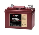 Trojan Battery - 12V 115Ah Flooded Battery - SCS200