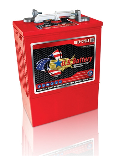 U S  Battery US L16HC XC2 > 6 Volt 420 Amp Hour Deep-Cycle Flooded Battery
