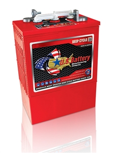 U.S. Battery US L16HC XC2 > 6 volt 420 Amp Hour Deep-Cycle Flooded Battery