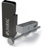 UniRac 302035M > SolarMount Pro Series Universal End Clamp - Preassembled, with Rail End Cap - 1 Unit