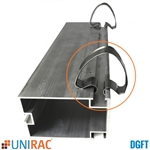 UniRac 404015 > GFT Wire Management Clip - 1 Clip