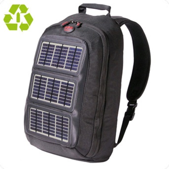 Voltaic Backpack 4 Watt Solar Panel Battery Pack Included