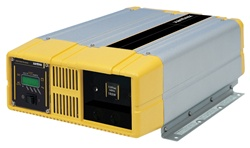 Xantrex ProSine 1800 - 1800 Watt 24 Volt Power Inverter with GFCI AC Outlet (806-1850)