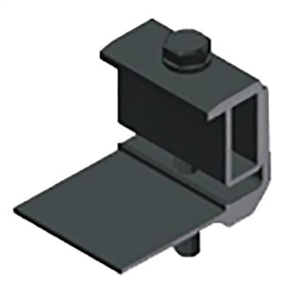 SnapNRack 242-01101 > Add-A-Lip Box Frame Adapter for Array Edge Screen - 1 adapter